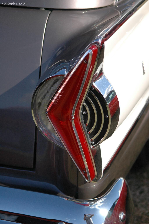 1958 Edsel Ranger Roundup Wagon. Appreciated by Motorheads Performance www.classiccarssanantonio.com