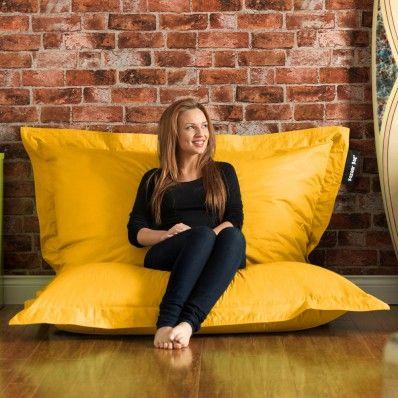 Marvelous Yellow Bazaar Bag Bean Bags Beanbag Bazaar Colourpop Ocoug Best Dining Table And Chair Ideas Images Ocougorg