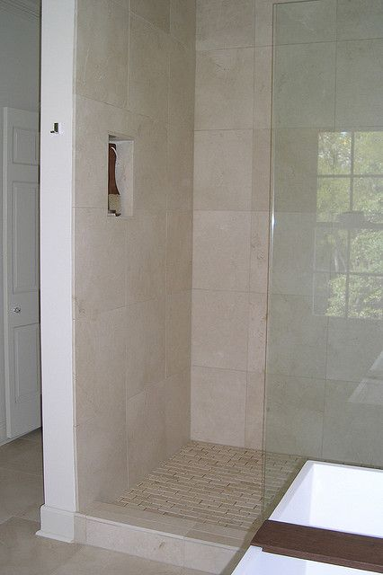 Crema Marfil Shower Kitchen And Bath Design Bathroom Redo Bathrooms Remodel
