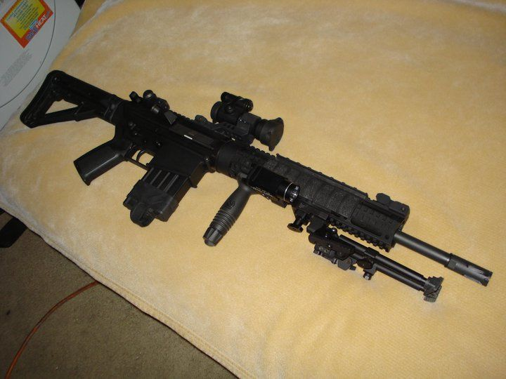 CUSTOMER DPMS LR-308 AP4 | My Stlye | Guns