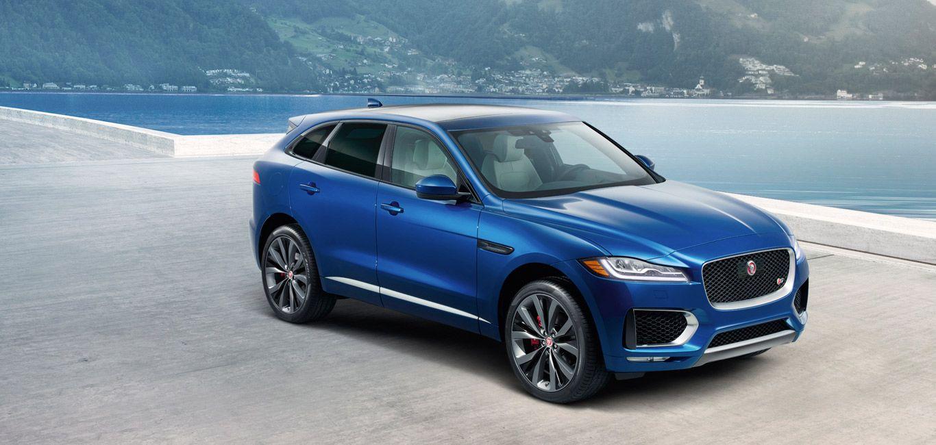 2020 Jaguar F-PACE | Model Range | Jaguar USA | Jaguar usa ...