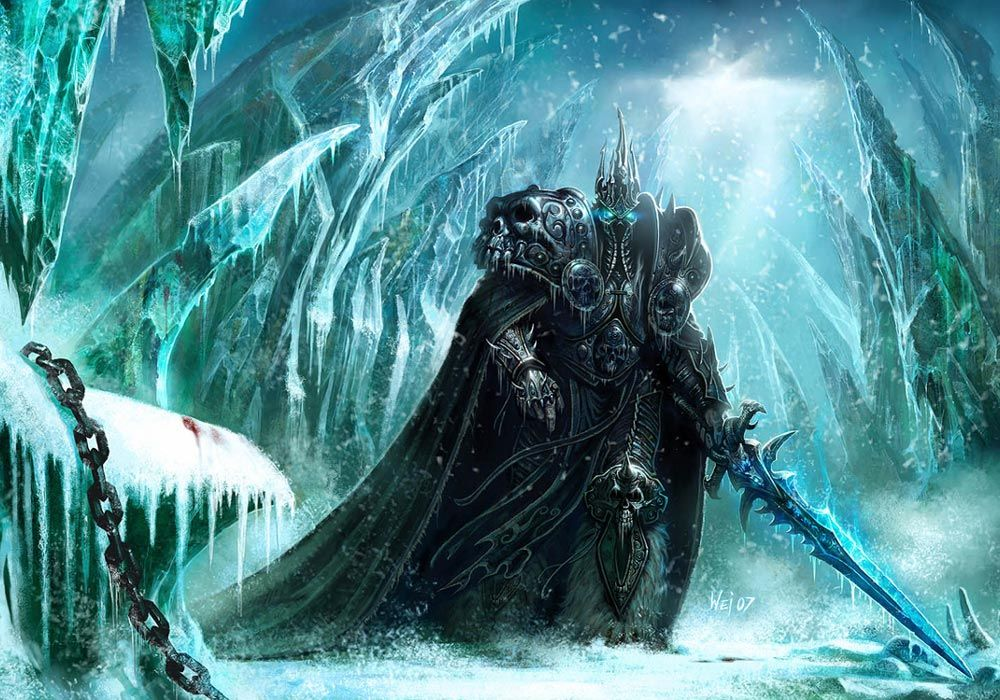 Lich King The Of Undead All Time