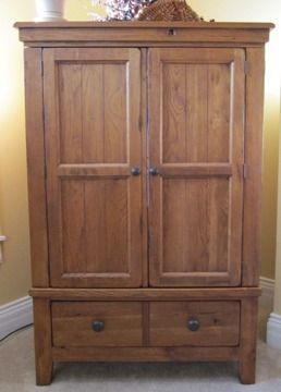 525 Broyhill Attic Heirloom Tv Armoire New Home Decor
