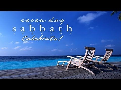"""Part 4 of our series Seven Day Sabbath"""" - Celebrate!:  If Sabbath is for anything, it should be for celebrating God's gifts, presence, and power in our lives. Today we explore several specific ways for Sabbath Celebration"""
