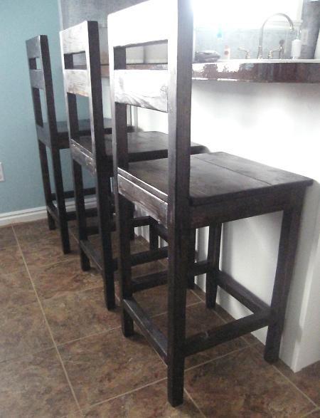 Pin By Jenina Williams On Diy Craft Ideas Furniture Diy Bar Stools Diy Stool