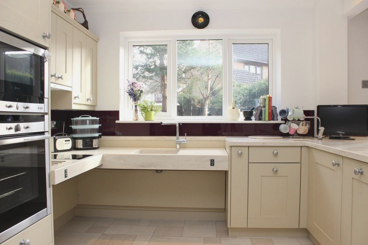 wheelchair accessible kitchens | wheelchair-accessible ...