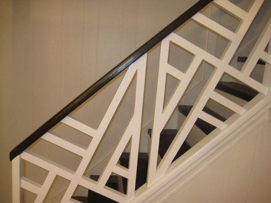 what to do with balusters too wide - Google Search