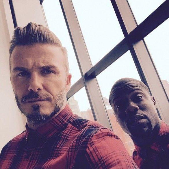 Hottie Alert: Behind the Scenes of David Beckham's New H&M Campaign via @WhoWhatWear