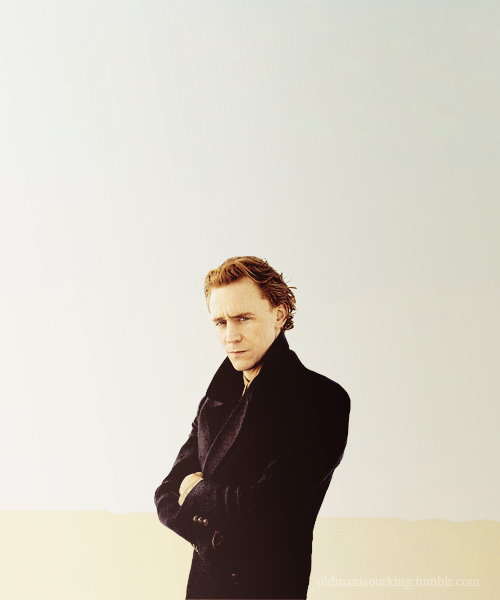 Why you so pretty, Hiddleston.