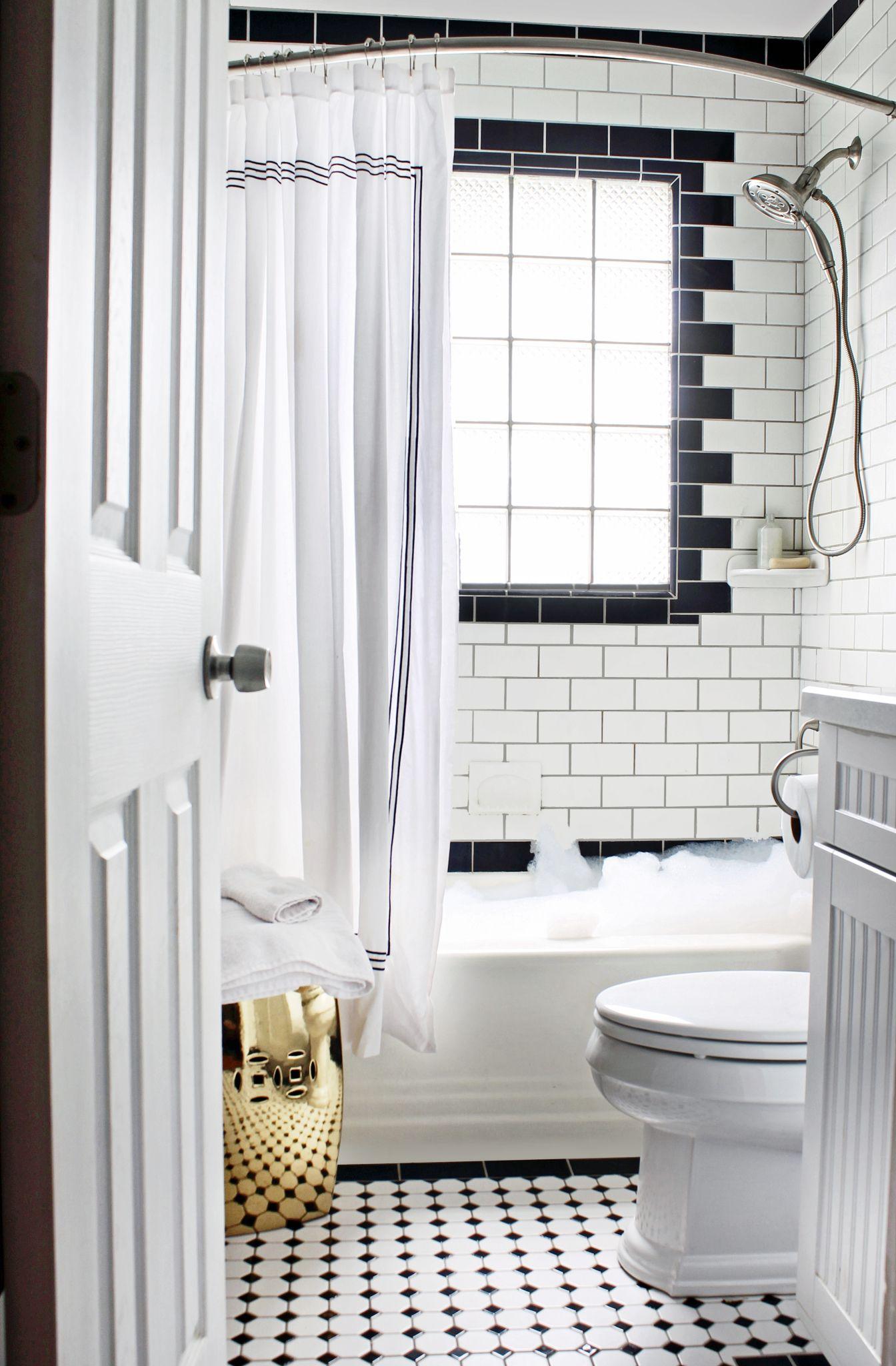 Black White Gold Hunted Interior Summer Home Tour 2014 Mit