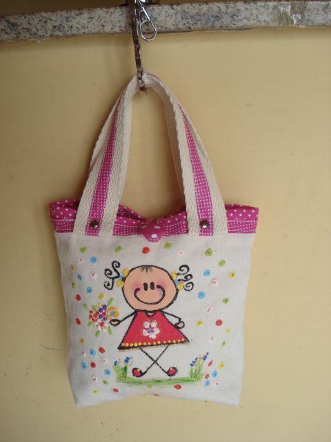 https://flic.kr/p/bo8ZpM | Tote Bag - Bolsa 0004 A | Tote bag confeccionada em Lona e forrada com tecido 100% algodão .  Medidas: 17x17x4 cm