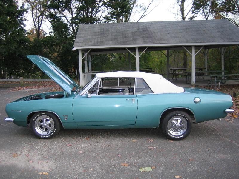 Show Us Pictures of 2nd Generation Barracudas   Mopar and Cars