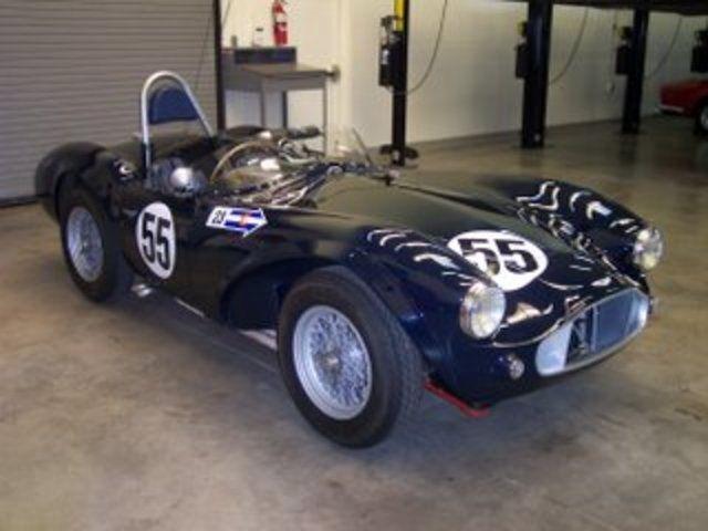 1953 Aston Martin Db3s Classic Driver Market Aston Martin