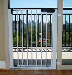 KidSafe Home Safety - Lock-n-Block Sliding Door Gate, $88.10 (http ...