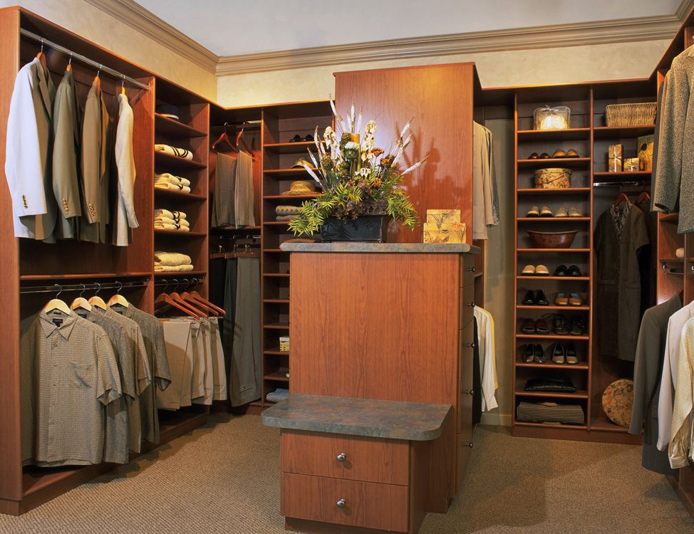 Traditional Wood Closet By Classy Closets. Schedule A Free Appointment And  Begin Designing Your Dream