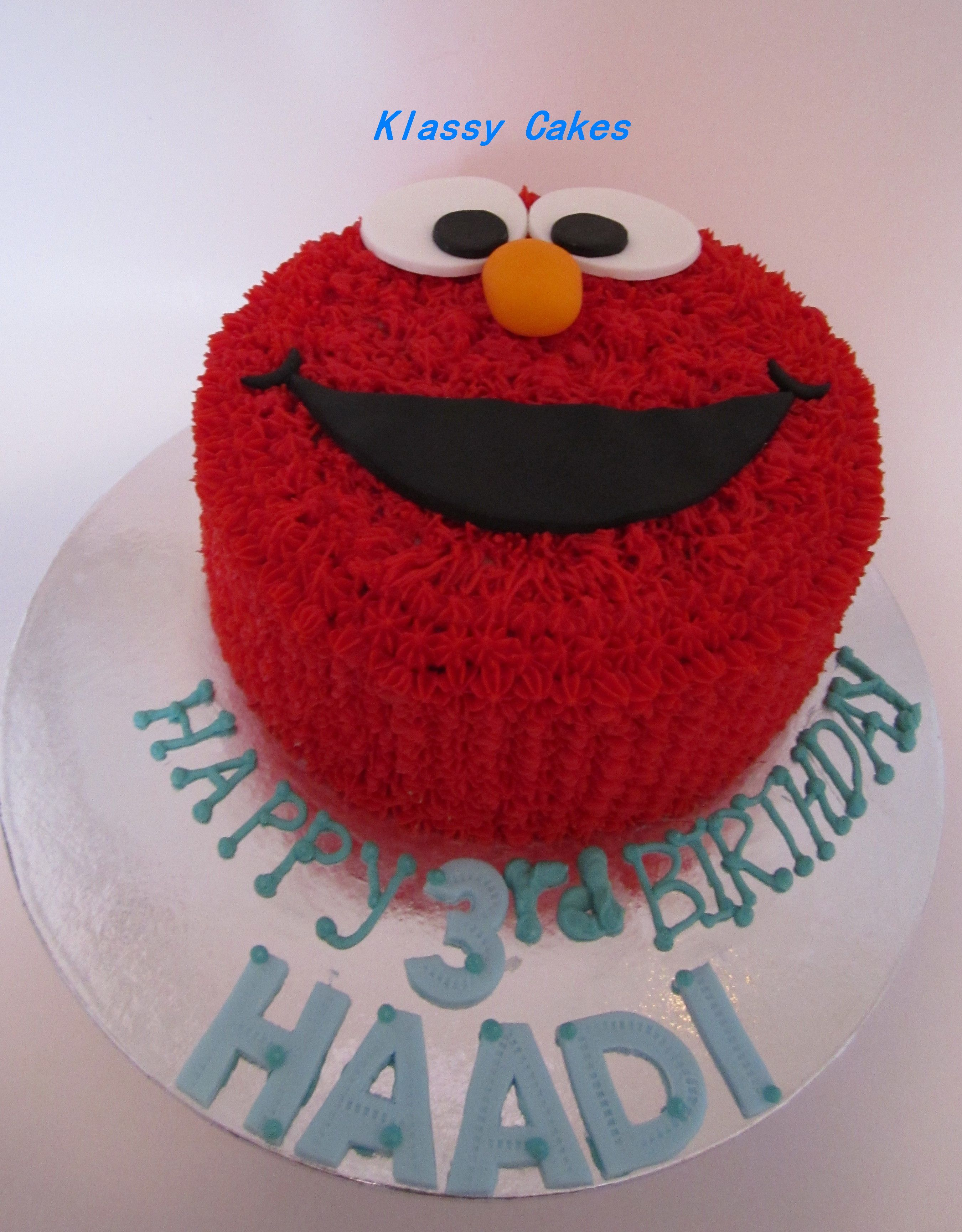 Elmo Birthday Cake Decorations : Design On Elmo Cake Ideas 14509 Elmo Cake Birthday Ideas P