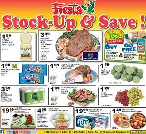 fiesta mart weekly ad specials grocery ads pinterest ads