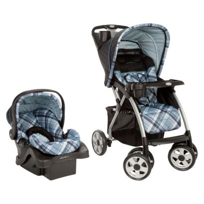 Eddie Bauer stroller/seat combo - this set is awesome and the ...
