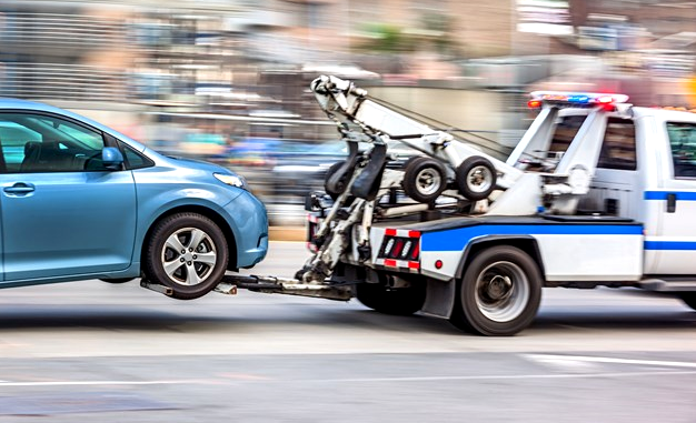 Fast Towing Service Towing Service Tow Truck Flatbed Towing