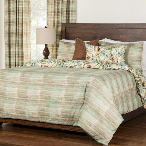 Found it at Wayfair - Panama Beach Duvet Set