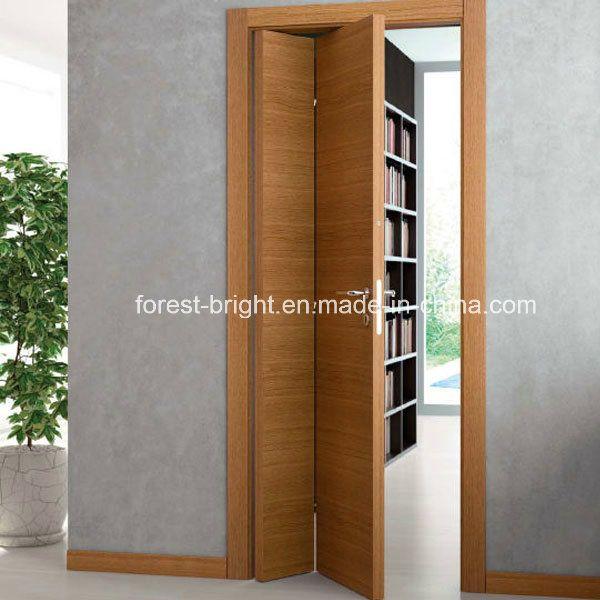 Soundproof Accordion Wooden Door For Study foto auf nl.M …