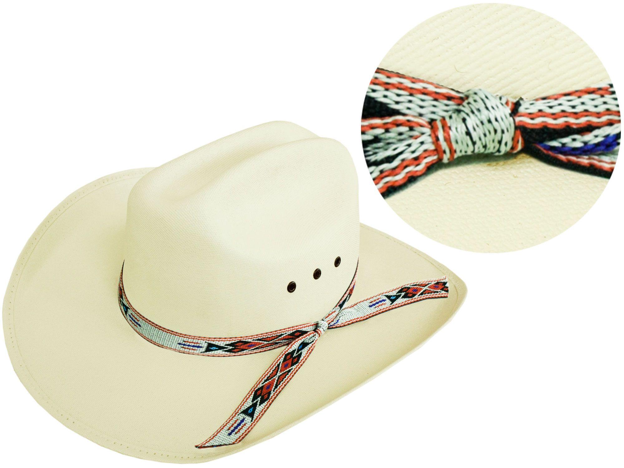 Chapéu Eldorado feito em Lona de alta qualidade e elástico