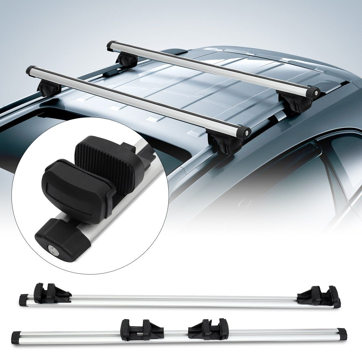Cheap Rack Cross Bars Buy Quality Roof Rack Cross Bars Directly From China Cross Bar Suppliers 130cm Universal Car R Car Roof Racks Roof Rack Luggage Carrier