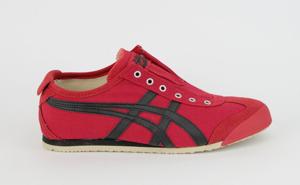 check out 3d285 f2c03 Details about Onitsuka Tiger Asics Mexico 66 Slip On D3K0N ...