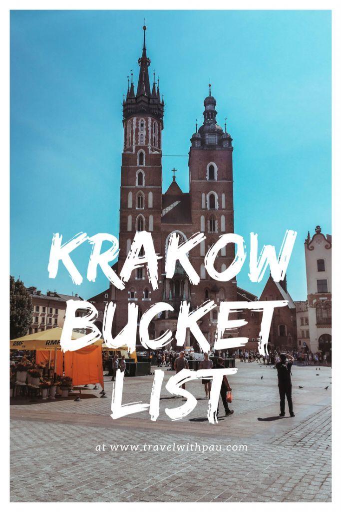 krakow bucket list