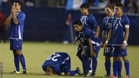 15541d89382 El Salvador s national football team say they have refused a bribe to fix…
