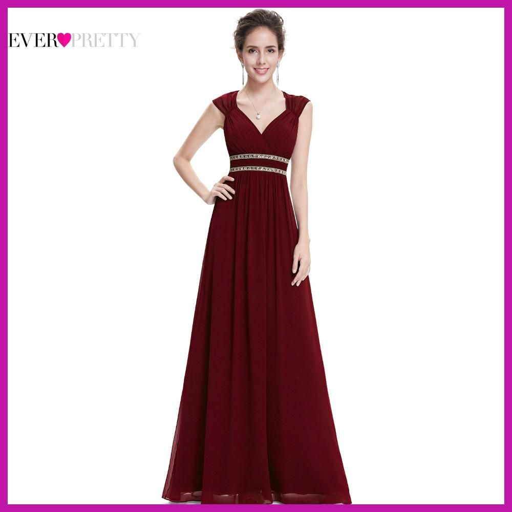 Formal evening dresses long ep ever pretty women elegant navy