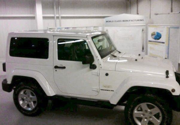 2011 Jeep Wrangler Sport White Onsurga White Jeep White Jeep