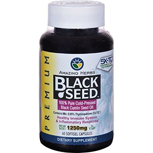 Dosage Requirements for Black Cumin and Black Seed