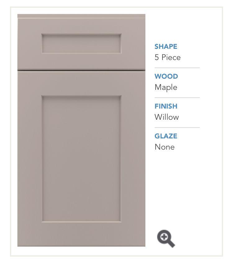 Homecrest Dover 5 Piece In Willow Bathroom Shaker Style Cabinet Doors Shaker Style Cabinets Shaker Style