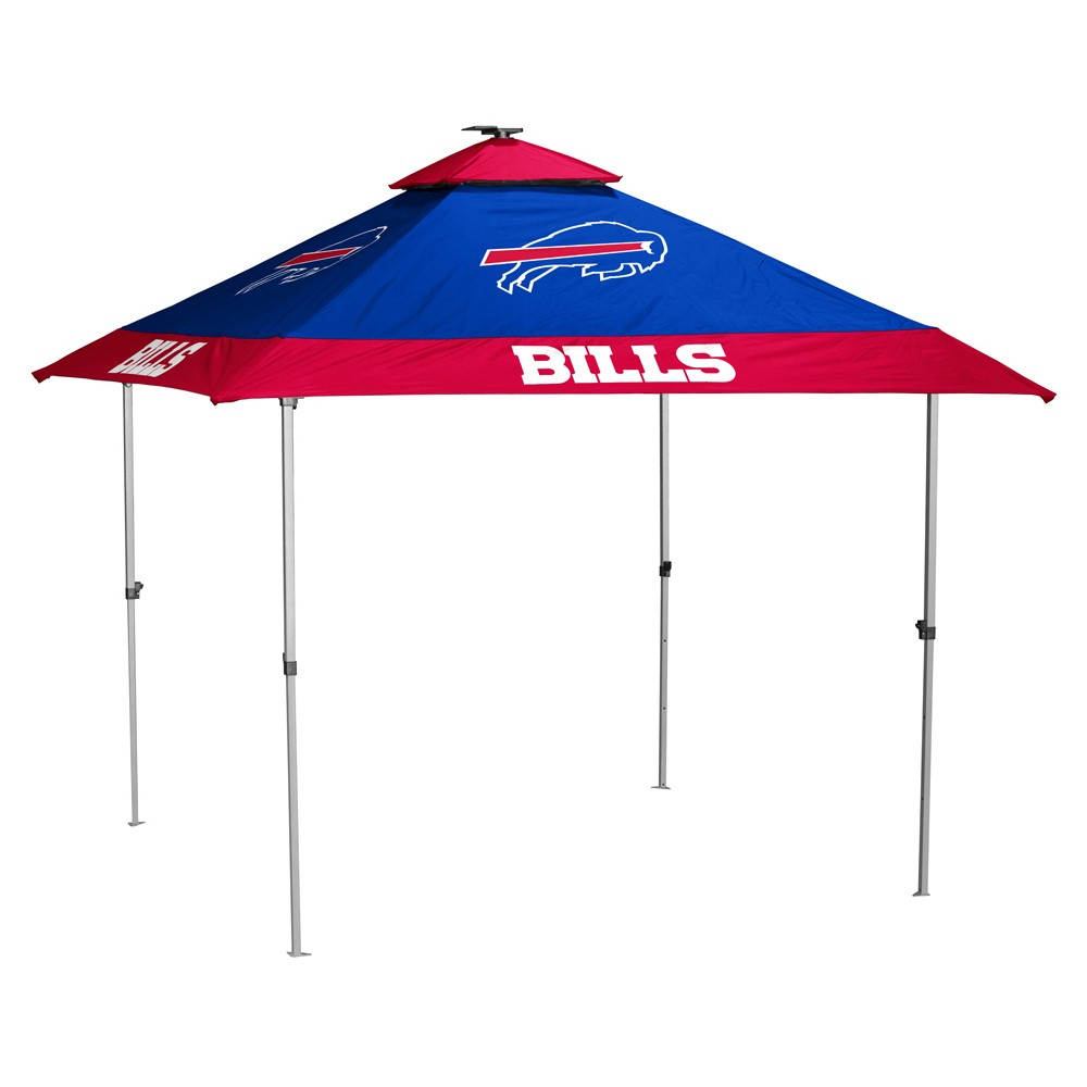 Nfl Buffalo Bills 10x10 Pagoda Canopy Tent 10x10 Canopy