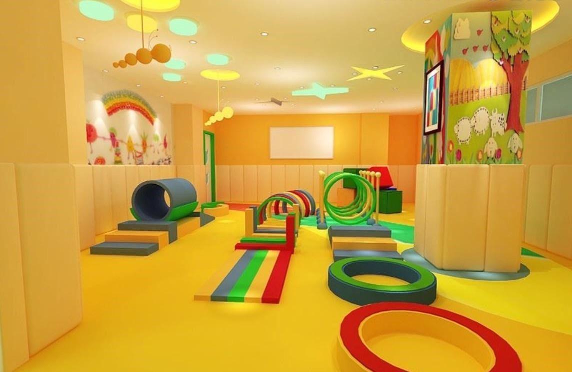nursery school interior design concept | Ý tưởng cho Ngôi nhà ...