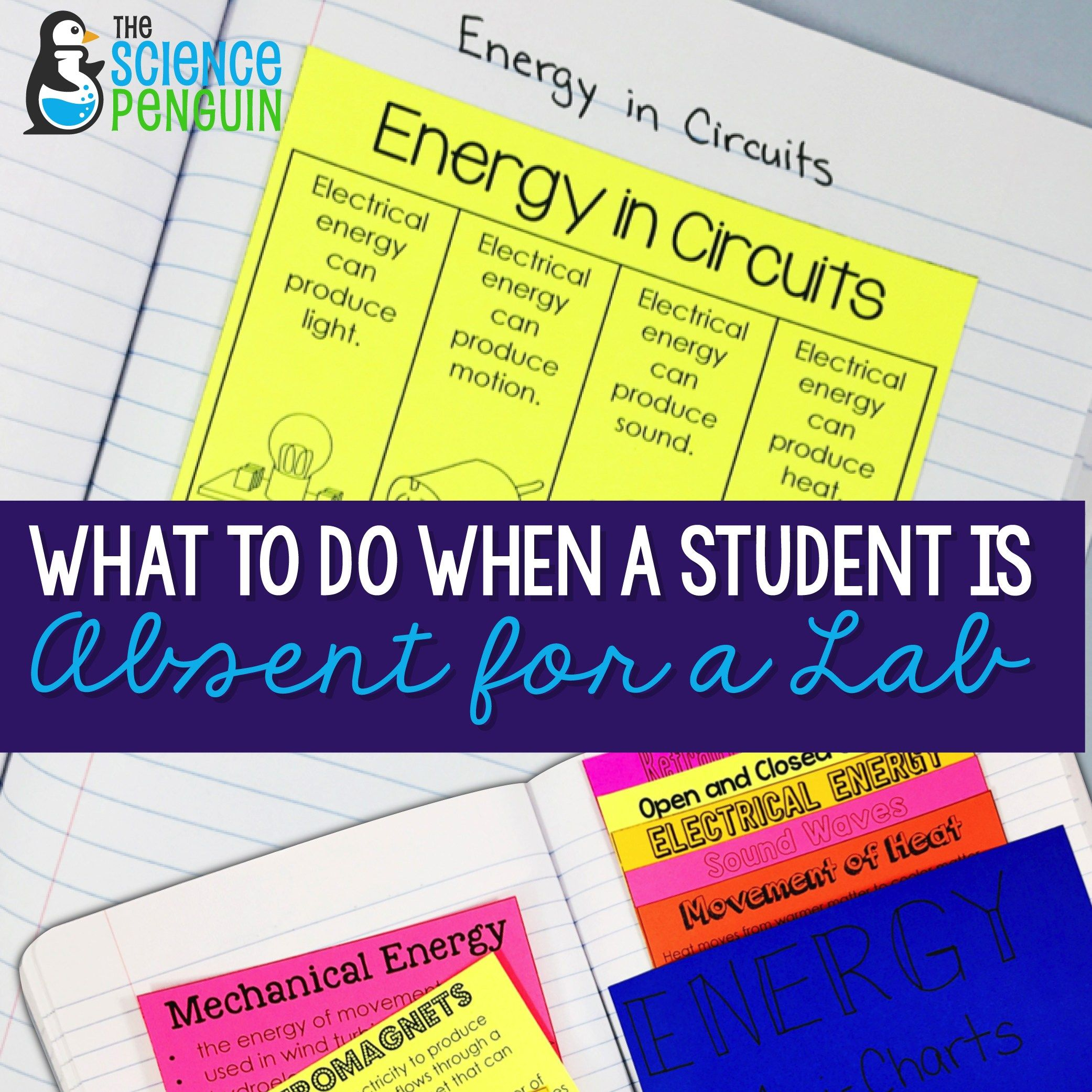 What To Do When A Student Is Absent For A Lab