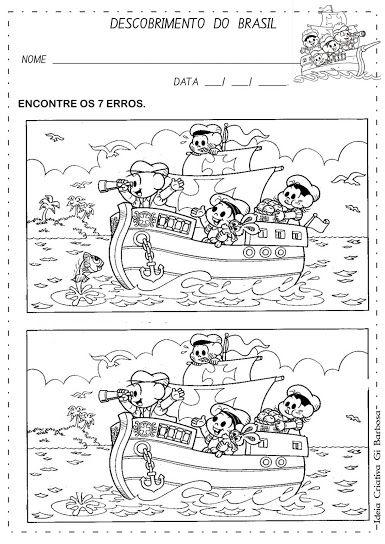 Ideia Criativa Gi Barbosa Educacao Infantil Atividades De
