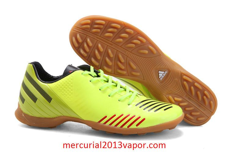 best service 324b7 36c52 Buy Adidas Predator Lz Trx Tf Leather Soccer Cleats Men Yellow Black Red  Running Shoes Unique Designing Free Exchanges WaDrC from Reliable Adidas  Predator ...