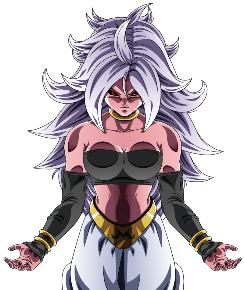 Majin 21 Android 21 By Aashananimeart On Deviantart Anime Dragon Ball Super Dragon Ball Super Manga Dragon Ball Super Goku