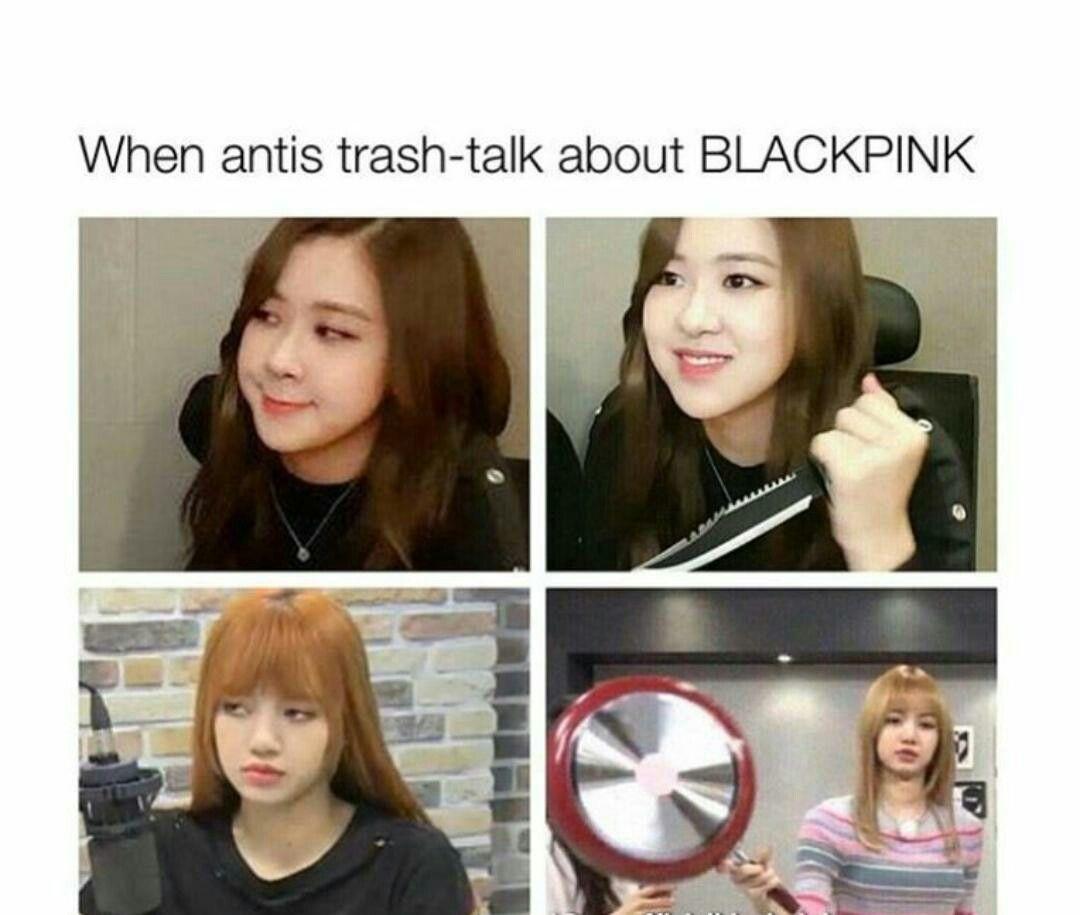 Blackpink Memes Jennie Lisa Rose Rose Jisoo Meme Queens Bp Funny