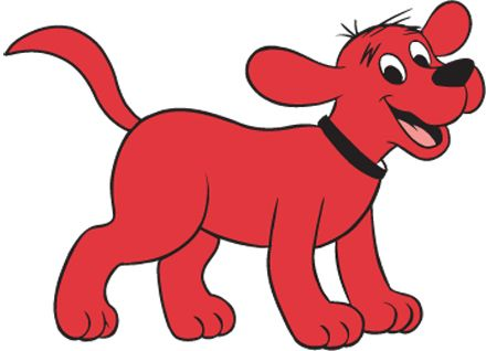 Image result for red dog clipart
