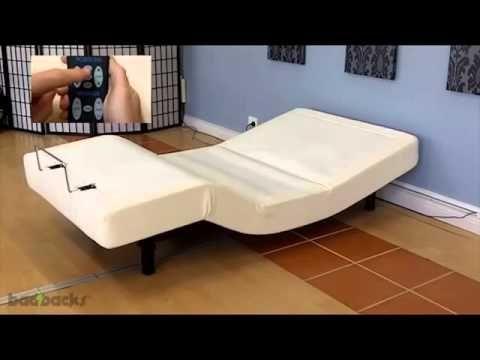 Flexirest Electric Adjustable Bed Base Adjustable Beds