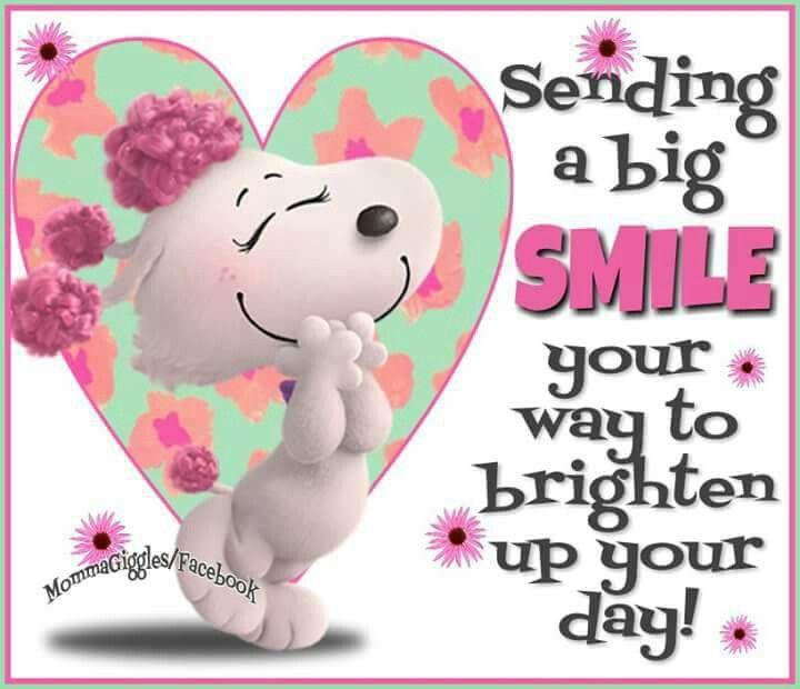 Love you     Thanx Sweet Pam luv ya back !!!! | Snoopy