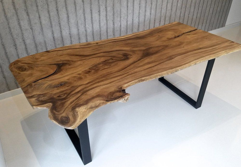 Herman S Gallery Herman Furniture Singapore Solid Wood Slabs Specialist In 2020 With Images Wood Slab Furniture Dining Table