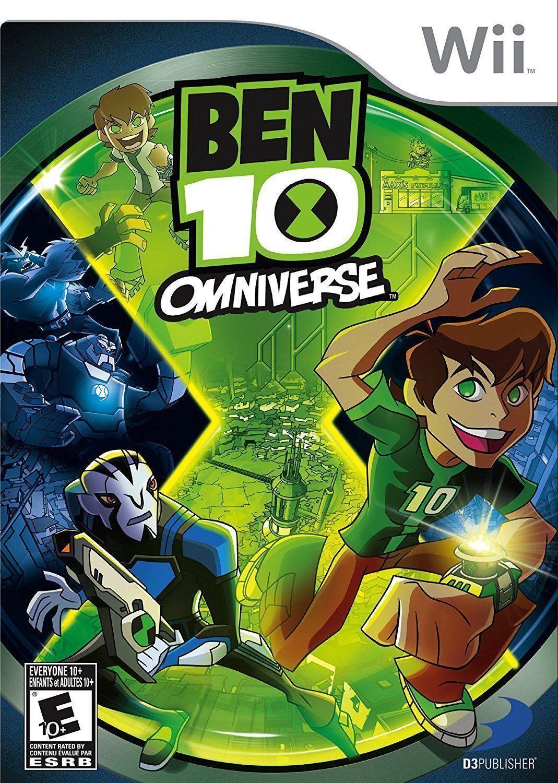 Ben 10 Omniverse - Nintendo Wii   Ludo   Wii games, Ben 10