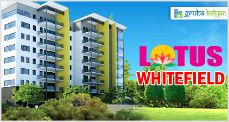 High Quality GruhaKalyan LOTUS At Whitefield 1,2u00263BHK Flats/Apartments Available Lowest  Price In Bangalore Price