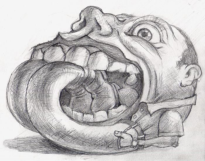 Dibujos Raros Taringa Pencil Drawings Art Drawings
