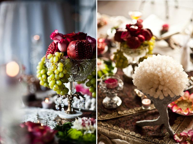 ELEGANT RECEPTION IDEAS | fruit centerpieces for wedding ...