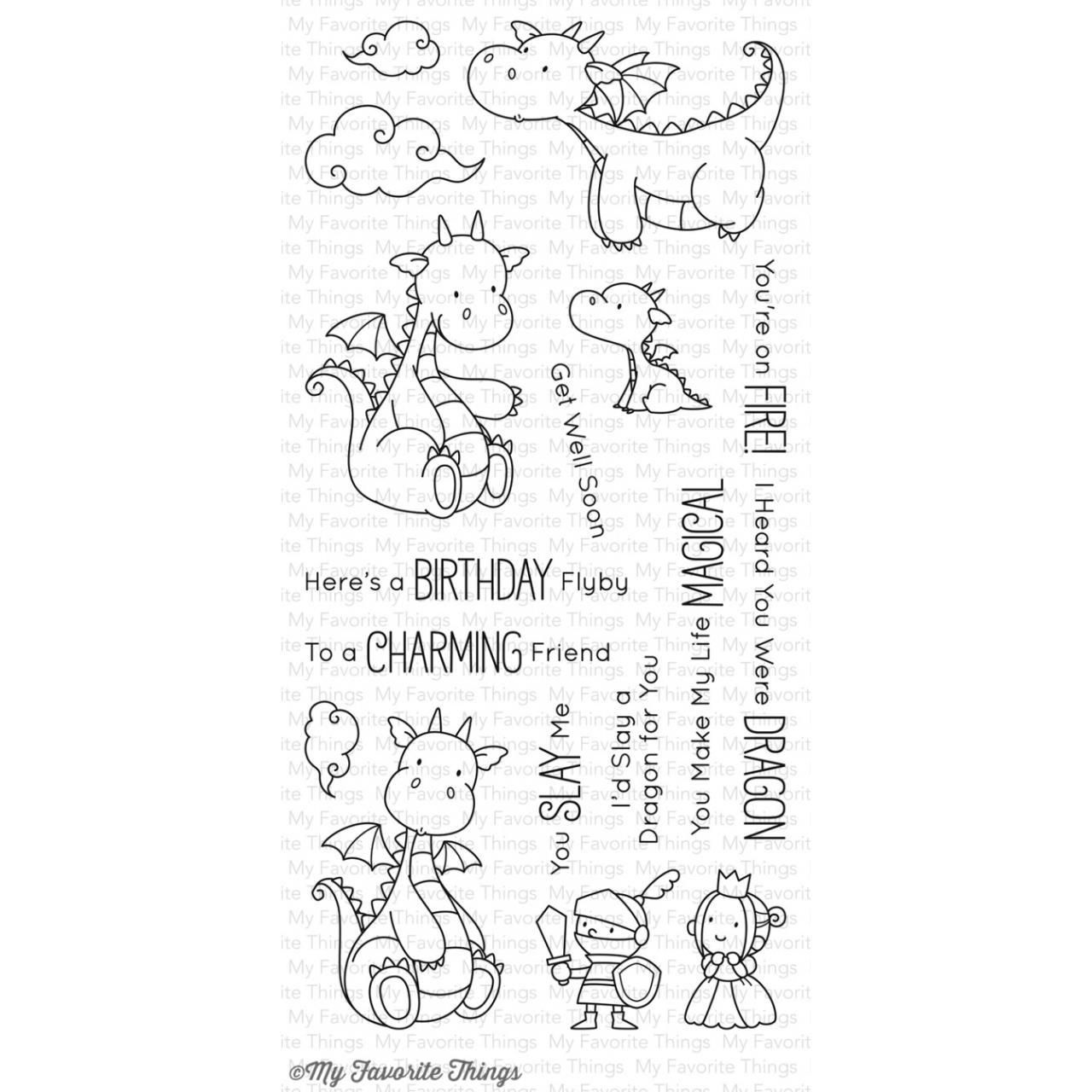 Clear Silicone Rubber Stamp Sheet for DIY Scrapbooking Card Making Dinosaur